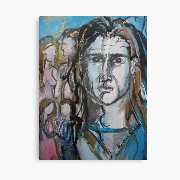 BRAVEHEART Canvas Print