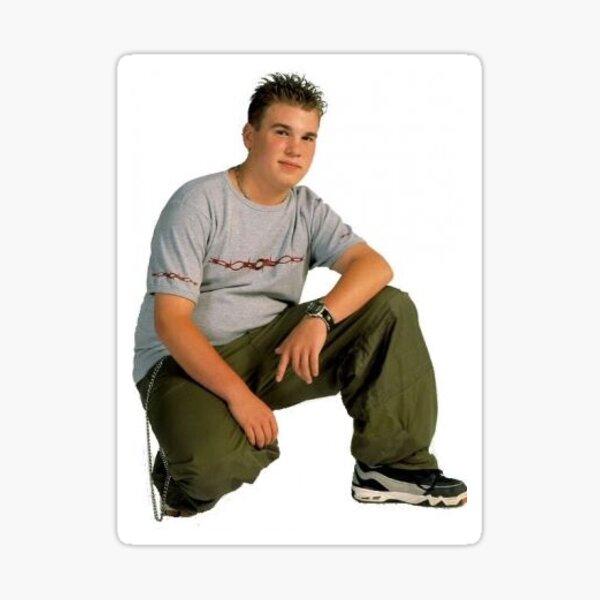young spinner mason - degrassi next generation Sticker