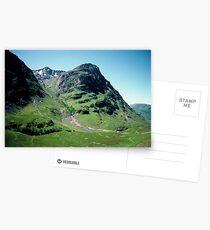Glen Coe, Summer Postcards