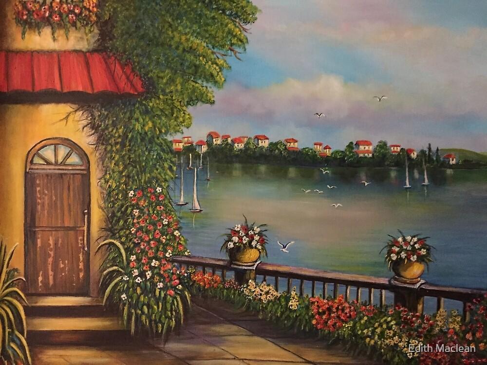 La Vista by Edith Maclean