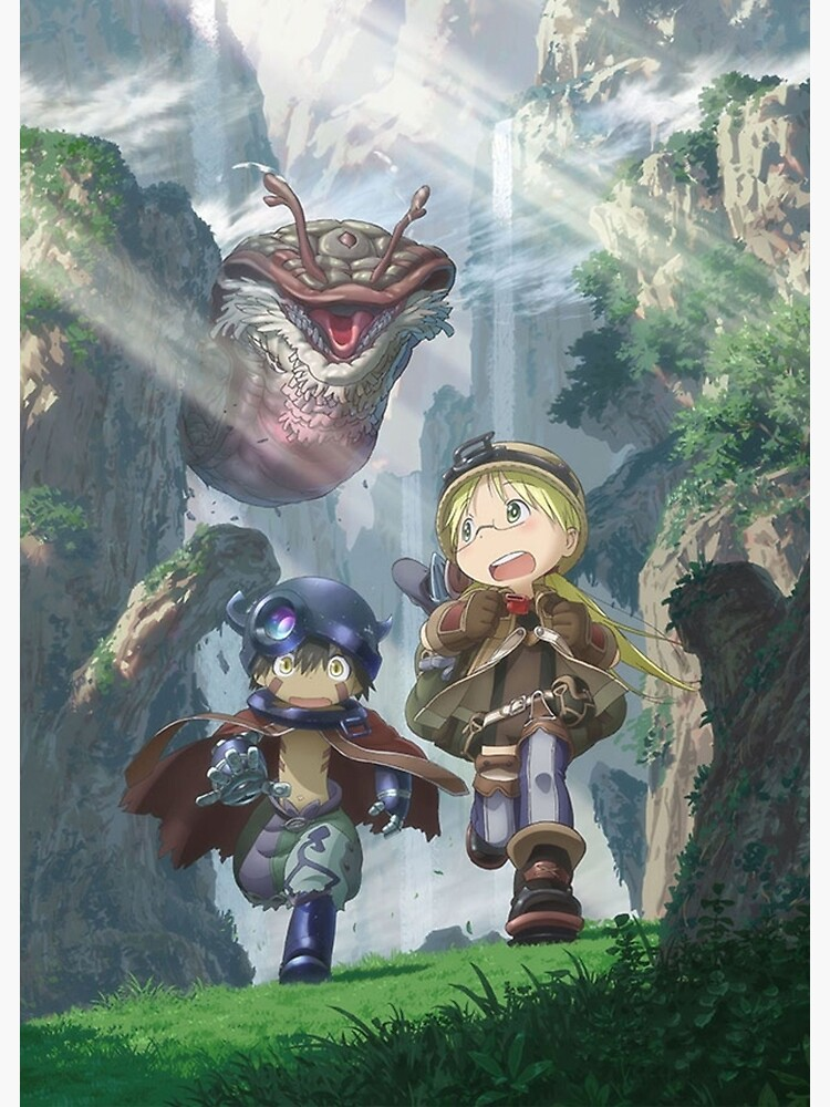 Made in Abyss - Riko / Reg by Lawliet1568