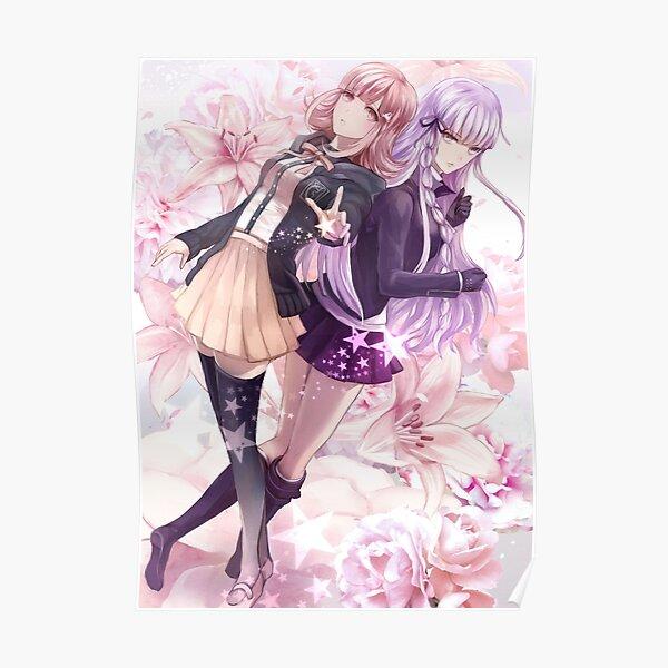 Danganronpa - Chiaki / Kirigiri Poster
