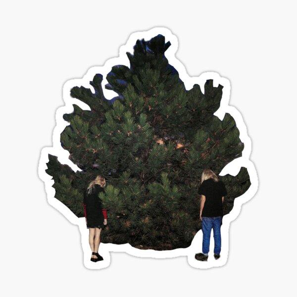 100 gecs Tree Sticker Sticker