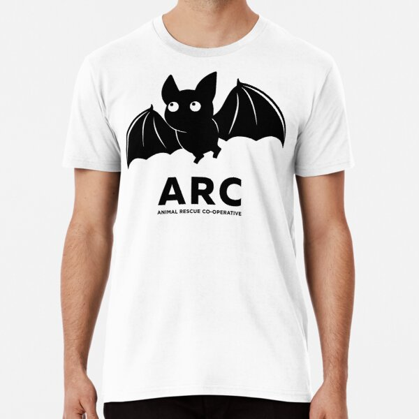 Norm the ARC BAT - We are working hard for you little bud! Premium T-Shirt