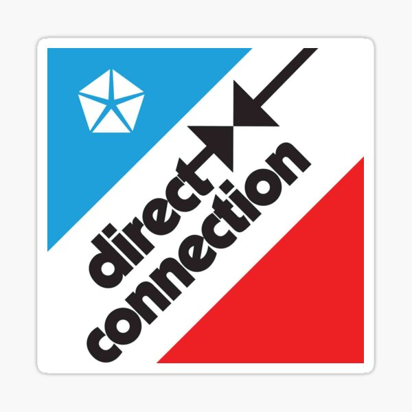 Direct Connection Sticker