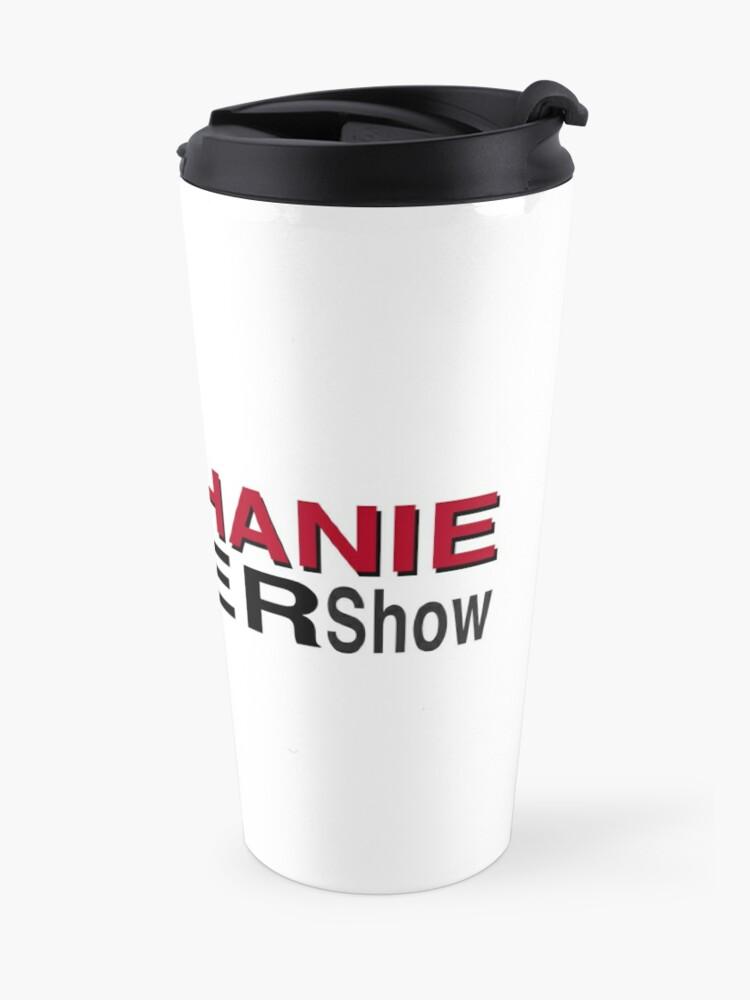 Alternate view of The Stephanie Miller Show Travel Mug