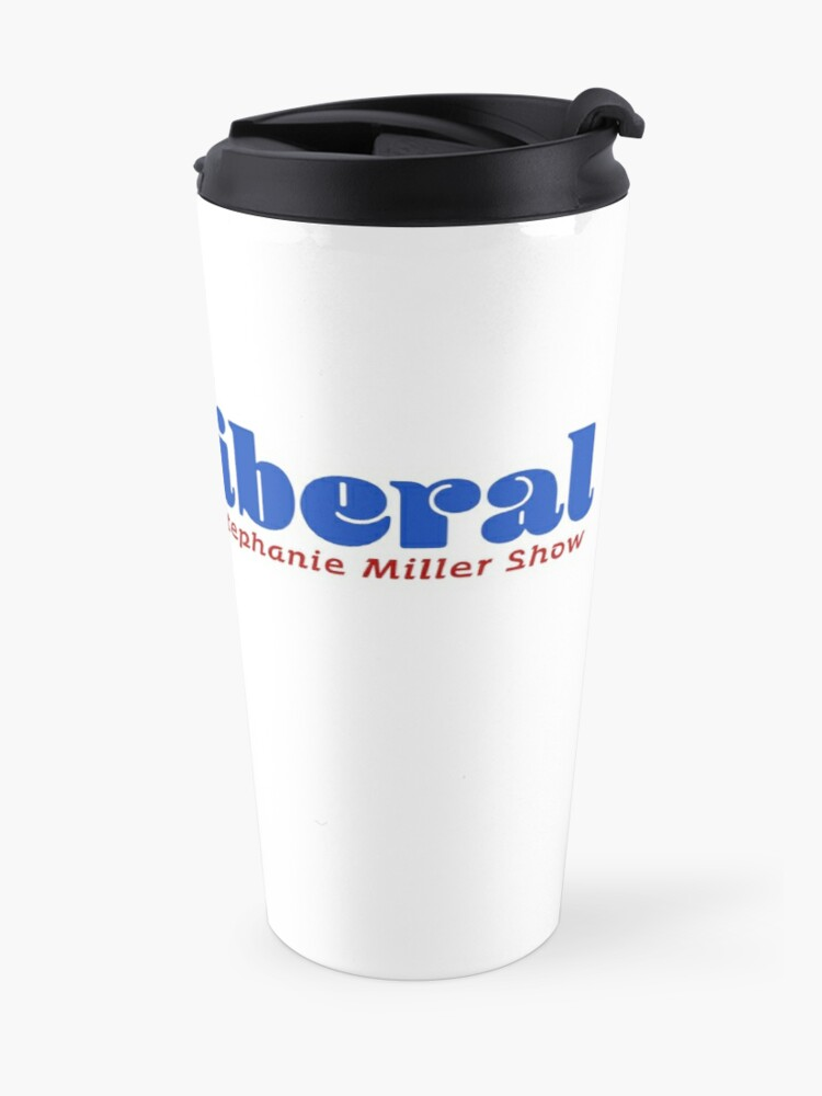 Alternate view of Sexy Liberal Travel Mug