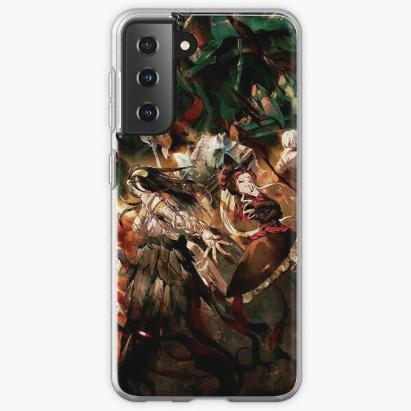Overlord - The Floor Guardians Coque souple Samsung Galaxy