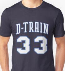 The D-Train - Wildcat Blue T-Shirt