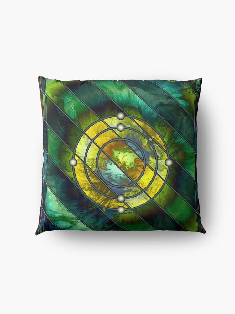 Alternate view of Element 6: Carbon Floor Pillow