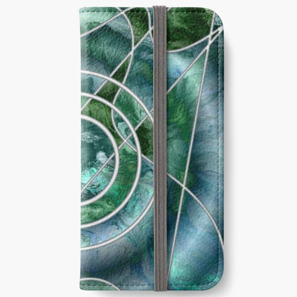 Element 4: Beryllium iPhone Wallet