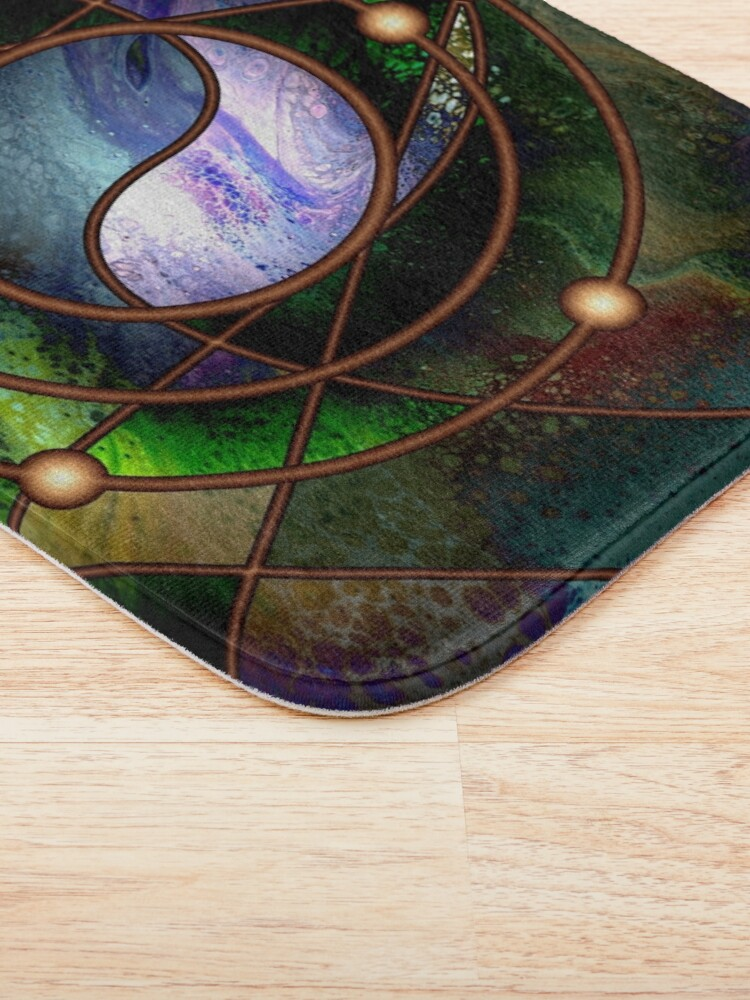 Alternate view of Element 7: Nitrogen Bath Mat