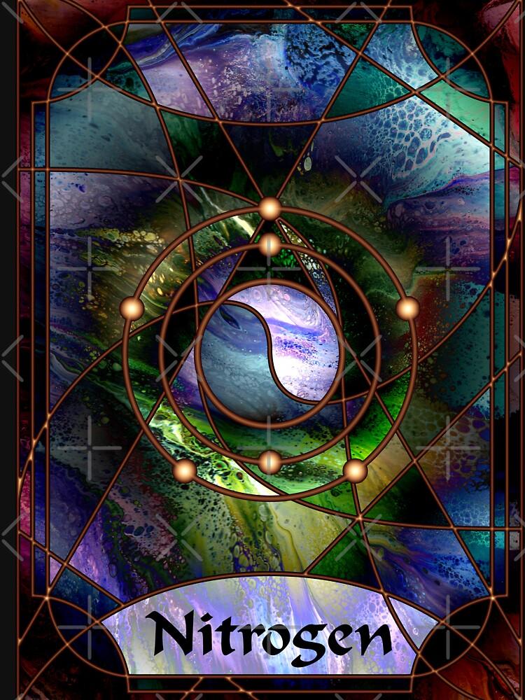 Element 7: Nitrogen by kerravonsen