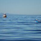Open sea by Hilda Rytteke