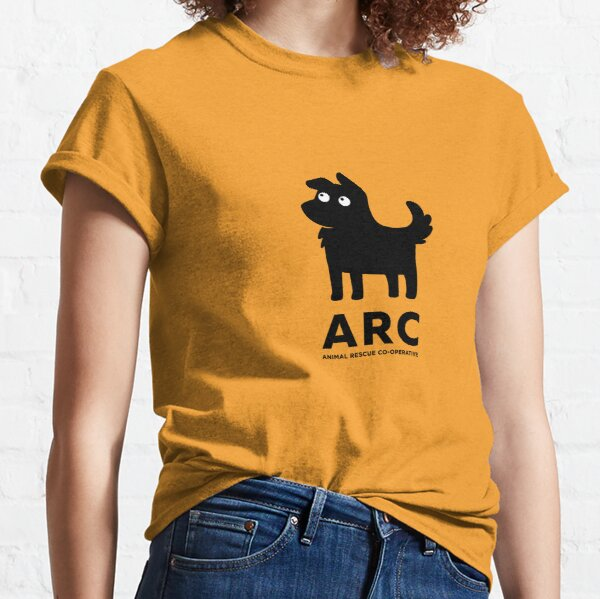 The original ARC pup gear: Pillows, Hangings, Stickers! Stuff for your pool room or shelter Classic T-Shirt