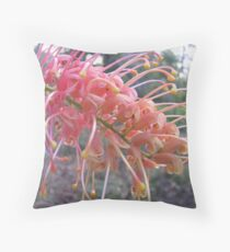delicate natural beauty Throw Pillow