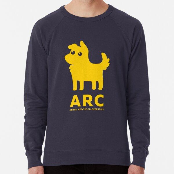 The original ARC Pup - in yellow Lightweight Sweatshirt