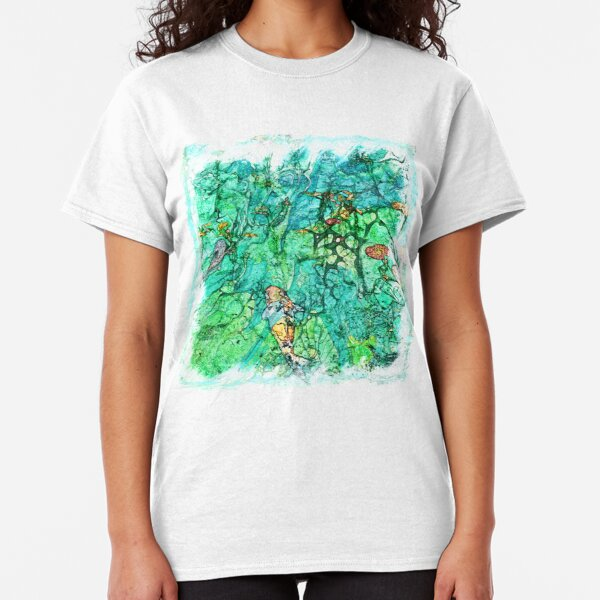 The Atlas of Dreams - Color Plate 225 Classic T-Shirt