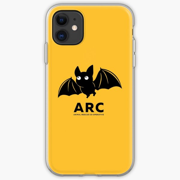 Norm the ARC BAT gear: Pillows, Hangings, Stickers! Stuff for your pool room or shelter iPhone Soft Case