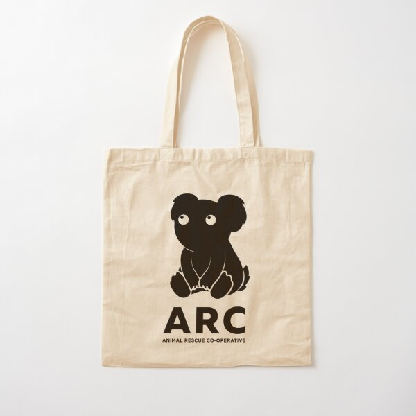 ARC - Baby Koala! We'll look after you little guy Cotton Tote Bag