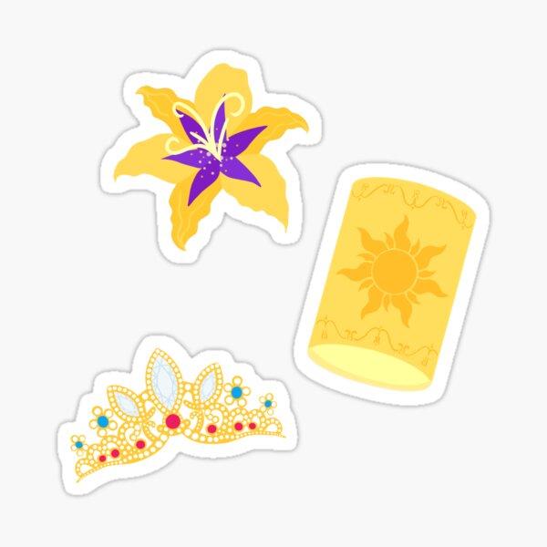 Gleam and Glow Sticker
