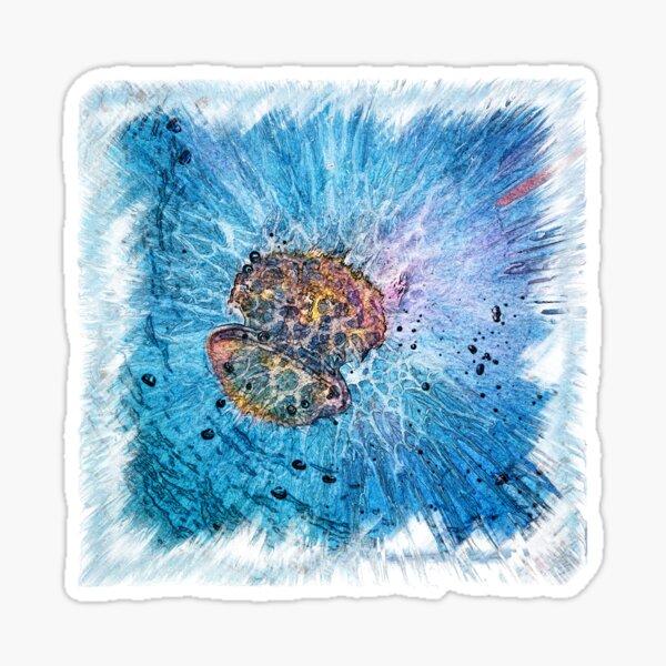 The Atlas of Dreams - Color Plate 226 Sticker