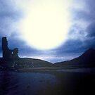 Castle, Scottish Highlands by Dean Bailey