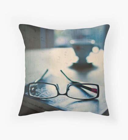 Which one are you? Throw Pillow