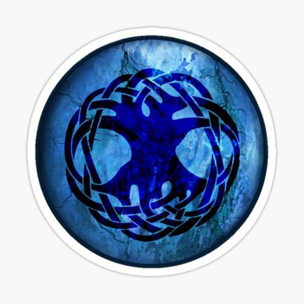Celtic Tree of Life Symbol Sticker