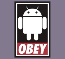 Obey the Android A