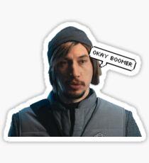 Randy The Intern Sticker