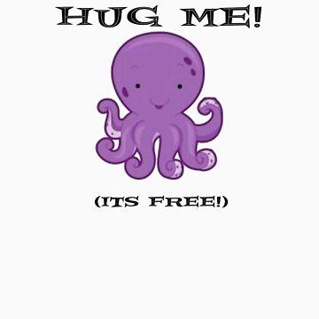 HUG ME! by mactosh