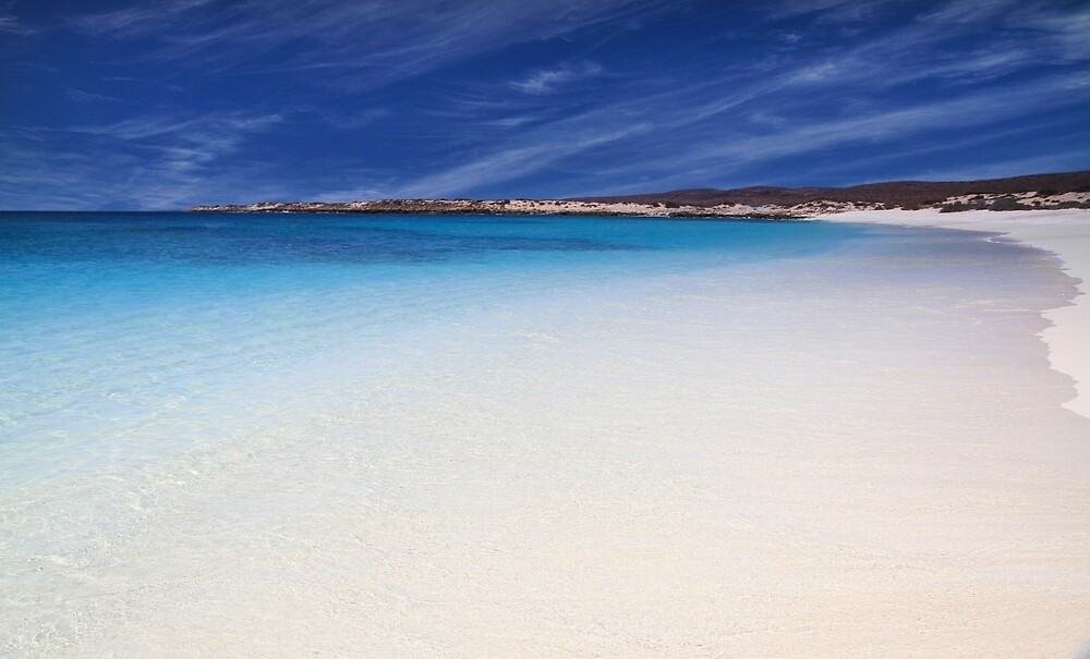 Turquoise bay, Exmouth , Western Australia by Marc Russo