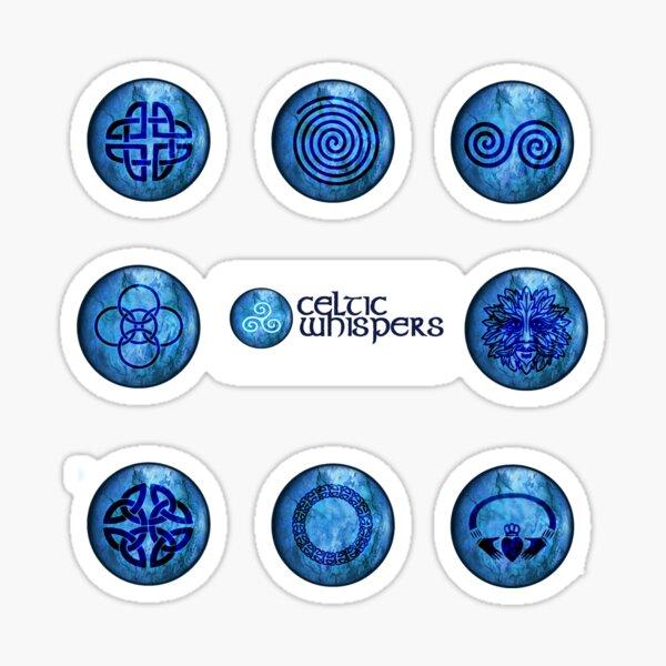 Celtic Symbol Sticker Pack 2 Sticker
