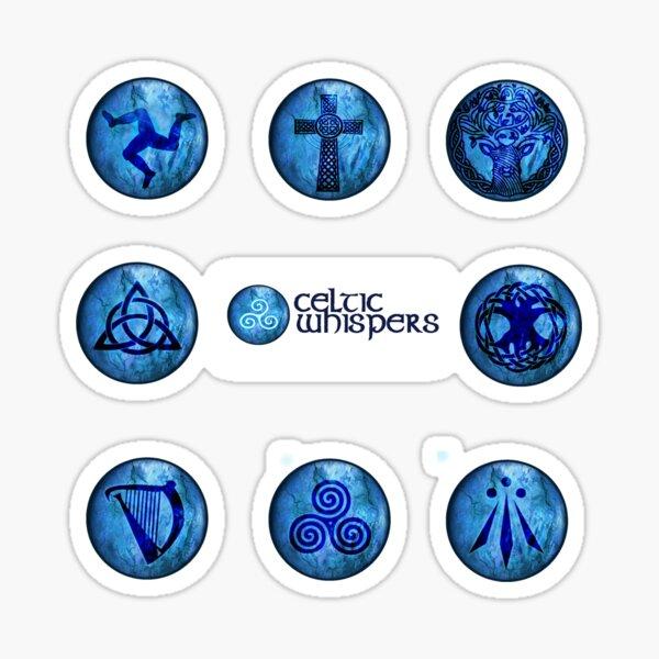 Celtic Symbol Sticker Pack 1 Sticker