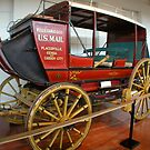 U.S. Mail - Western Stagecoach - Omaha, Nebraska by Jack McCabe