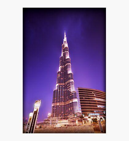 The Burj Photographic Print