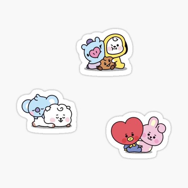 BT21 babies | BTS Sticker