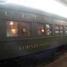 The Cornhusker Parlor Car - Railroad Coach - Omaha by Jack McCabe