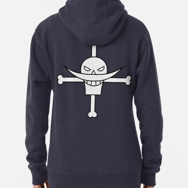 Whitebeard Pirates Jolly Roger Pullover Hoodie