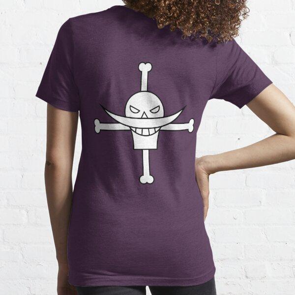Whitebeard Pirates Jolly Roger Essential T-Shirt