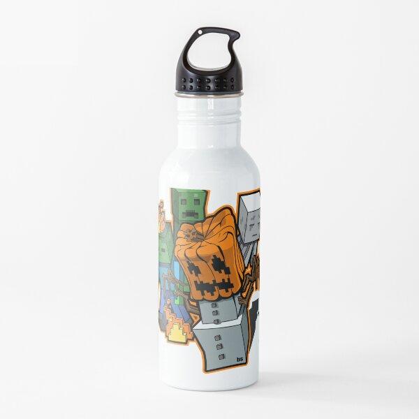 Minecraft Monsters Water Bottle