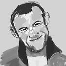 Wayne Rooney by Nigel Silcock