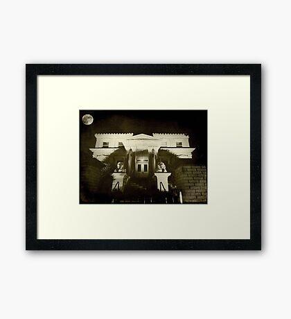 Carpe Noctem © Framed Print