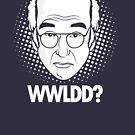 «¿Qué haría Larry David?» de Tom Trager