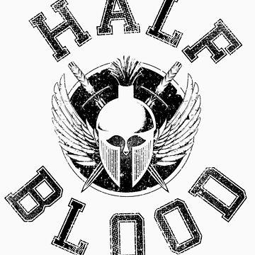 Camp Half-Blood by beberequin