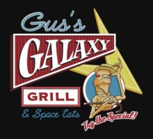 Gus's Galaxy Grill | Unisex T-Shirt