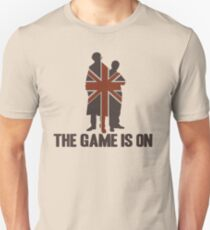 Sherlock - The Game Is On! T-Shirt