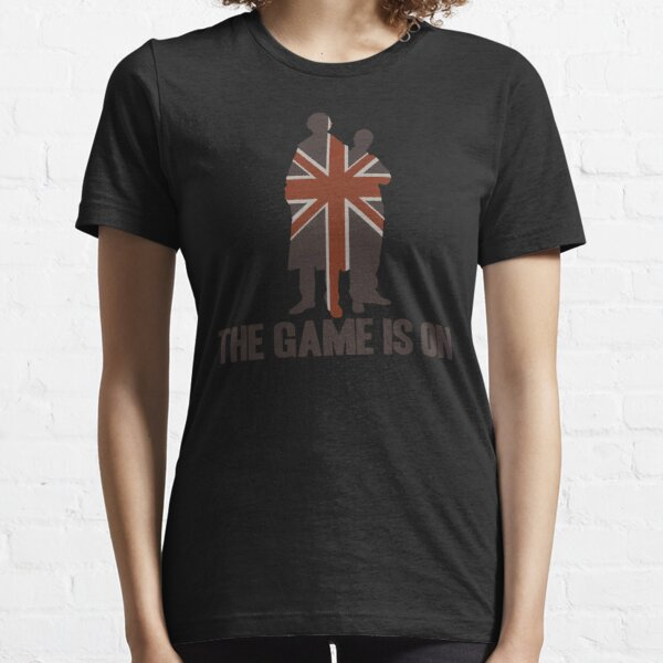 Sherlock - The Game Is On! Essential T-Shirt