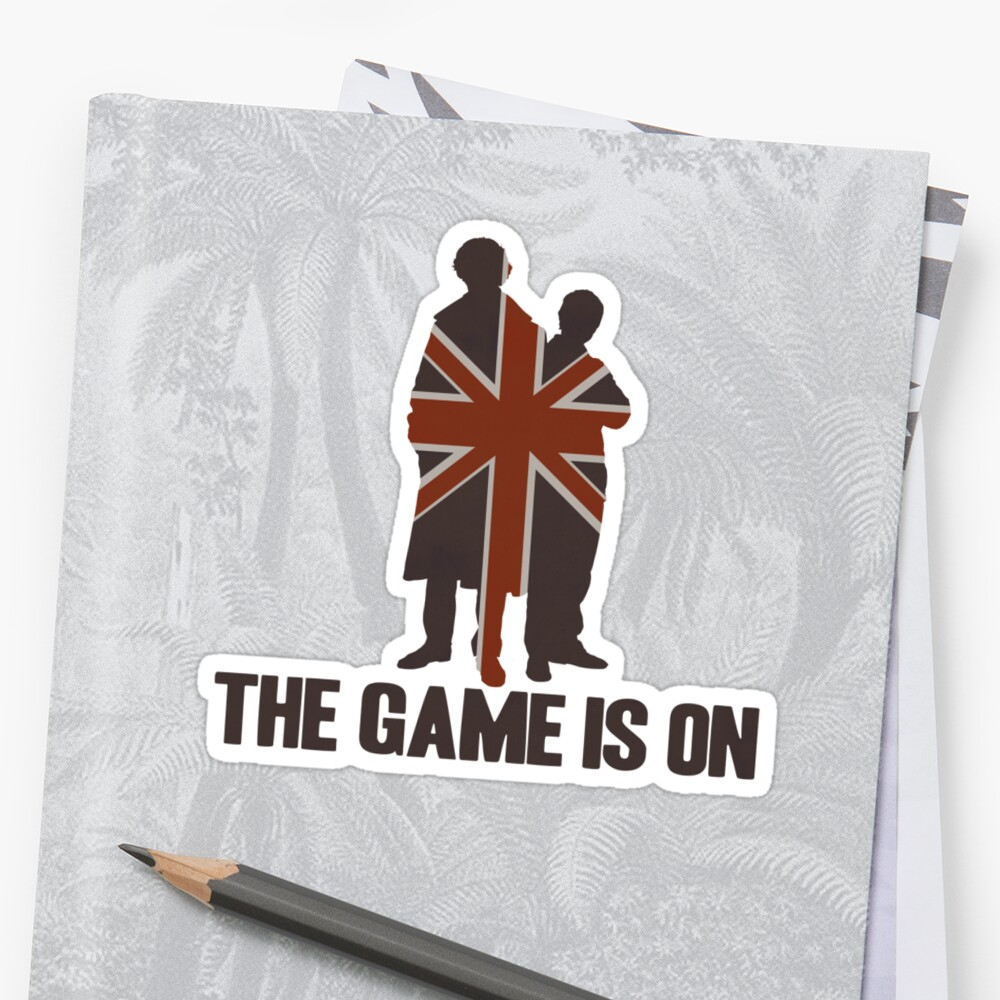 Sherlock - The Game Is On! by curiousfashion